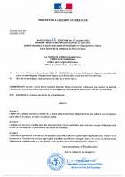 Arrete 436-2013 police ZMEL Terre-de-Haut